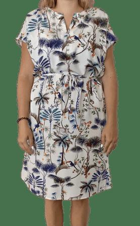 s.Oliver női ruha 05.006.82.3955, 34, fehér