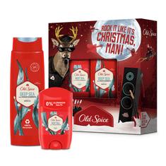 Old Spice Deep Sea Fun Karácsonyi ajándékcsomag Férfiaknak
