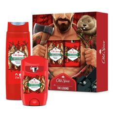 Old Spice Bearglove Lumberjack božični darilni set za moške
