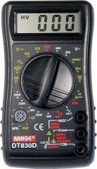 E2 elektro Multimeter digitalní malý