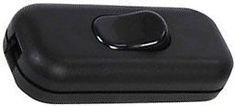 E2 elektro Vypínač mezišňúrový 2A černý