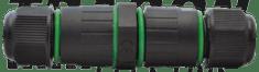 Greenlux Kabelová spojka vodotěsná na kabely CYKY 3x2,5mm CSJ GXSP002 Greenlux
