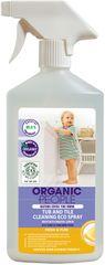 Organic People Ekologický sprej čistič na vanu a dlaždice, 500 ml