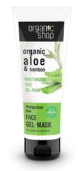 Natura Siberica Organic Shop - Aloe z Madagaskaru - Gélová maska na tvár