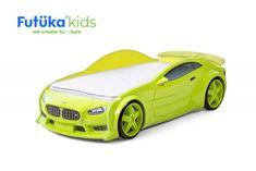 Futuka Kids Dětská autopostel EVO + spojler