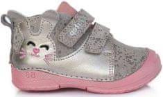 D-D-step dievčenská celoročná obuv 038-704