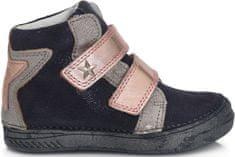 D-D-step 040-73 cjelogodišnje cipele za djevojčice