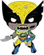 Figúrka Marvel Zombies - Wolverine (Funko POP! Marvel 662)