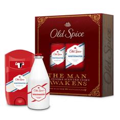 Old Spice Whitewater Vintage božični darilni set za moške