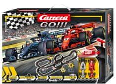 CARRERA Autós versenypálya GO 62485 No Limits