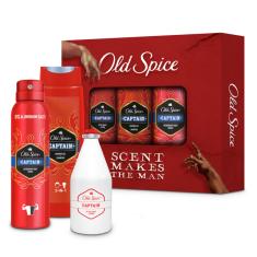 Old Spice Captain Creation Trio božični darilni set za moške