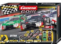 CARRERA Autós versenypálya GO 62519 Winners