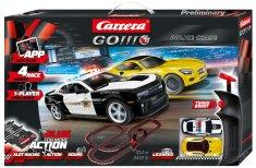 CARRERA tor wyścigowy GOPlus 66011 Police Chase