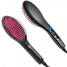 Tavalax Elektrická kefa na vyrovnávanie vlasov