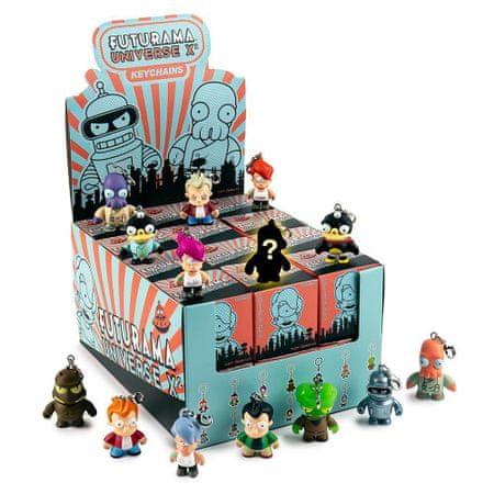 Kidrobot Futurama Universe X2 privjesak za ključeve