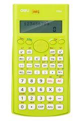 Deli stationery Kalkulačka věděcká E1710A zelená