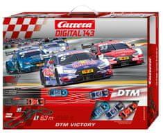CARRERA Autópálya D143 40040 DTM Victory