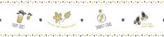 ICH Wallcoverings Detská vliesová bordúra 140-1, Sambori, ICH Wallcoverings, rozmery 0,12 x 5 m