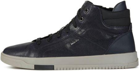Geox Férfi magasszárú sportcipő SEGNALE U04AGC 081EK C0045, 39, fekete