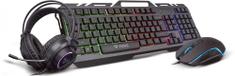 Yenkee zestaw gamingowy Inferno 3w1 (YGS 01)