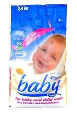 SOLIRA Solira Milli Baby dětský prací prášek 2,4kg