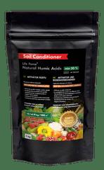 Life Force Natural Humic Acids pro organické zemědělství, organické hnojivo na zeleninu, 1 kg