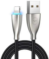 Mcdodo Excellence Series Lightning Cable 1,2 m CA-5700, černý