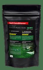 Life Force Natural Humic Acids Super Trávník, organické hnojivo na trávník, 1 kg