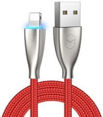 Mcdodo Excellence Series Lightning Cable 1,2 m CA-5701, červený