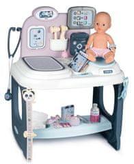 Smoby Baby Care Center tartozékokkal