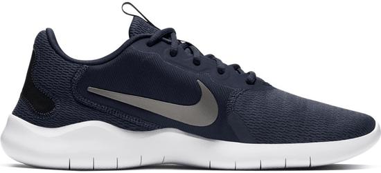 Nike pánská běžecká obuv Flex Experience Run 46 modrá