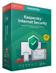 Kaspersky Lab Internet Security protivirusna programska oprema, 1-letna licenca, 1 PC, BOX