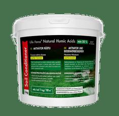 Life Force Natural Humic Acids Super Trávník, organické hnojivo na trávník. Akční set 2 x 3 Kg