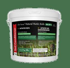 Life Force Natural Humic Acids pro obnovu úrodnosti půdy, aktivátor půdy. Akční set 2 x 3 Kg