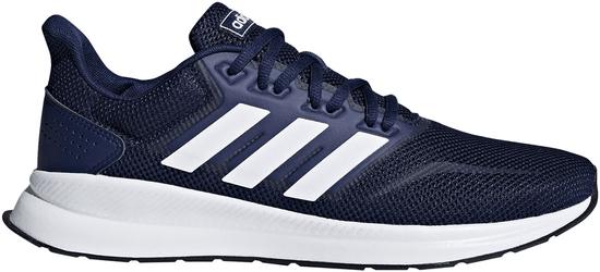 Adidas pánská běžecká obuv Falcon modrá 40.7