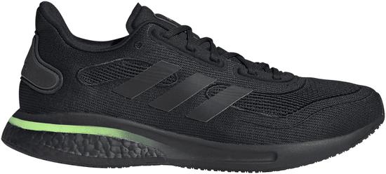 Adidas pánská běžecká obuv SUPERNOVA černá 46.7