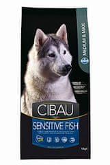 CIBAU Adult Sensitive Fish&Rice 2,5kg