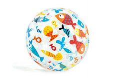 Teddies Míč nafukovací Mořský svět prům. 51cm - mix variant či barev