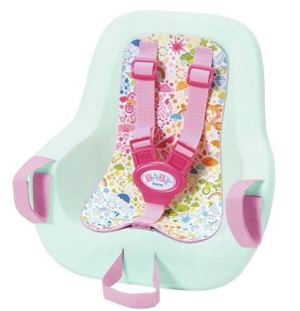 BABY born Fotelik rowerowy dla lalek