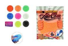 Teddies Magická hmota modelína plastelína 50g kuličková plast mix barev v sáčku - mix variant či barev