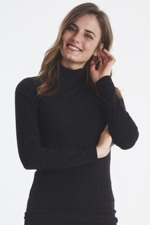 b.young ženski pulover Pamila 20802565, L, črni