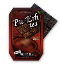 Růžová čajovna - PT Lisovaný černý čaj PuErh, 70g