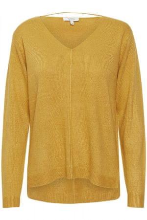 b.young sweter damski Malea M, żółty