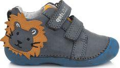 D-D-step 015-626B cjelogodišnje cipele za dječake