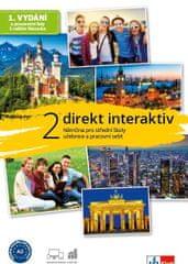 Direkt interaktiv 2 (A2) – učebnice a pracovní sešit + kód