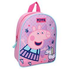"Vadobag Dětský batoh ""Prasátko Peppa - One Big Party"" - růžová"