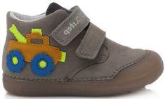 D-D-step fiú fluoreszkáló cipő 066-522A