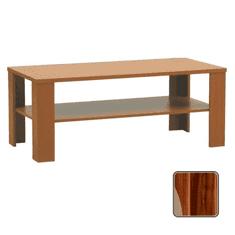 TEMPO KONDELA Konferenčný stolík, slivka, INTERSYS 22
