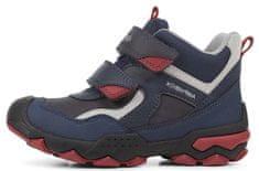 Geox chlapecká kotníčková obuv Buller J049WB 0ME50 C4244