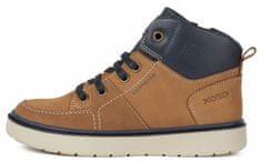 Geox chlapecká kotníčková obuv Riddock J047TA 032FE C0947